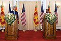 Secretary Kerry Delivers Remarks With Sri Lankan Foreign Minister Samaraweera in Colombo (17152845740).jpg