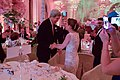 Secretary Kerry Greets and Offers Apologies to a Bride Whose Wedding Party Was Inconvenienced By The Talks At the Beau Rivage Palace Hotel in Lausanne (30262495111).jpg