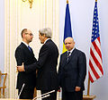 Secretary Kerry Meets With Ukraine's Interim President Turchynov and Prime Minister Yatsenyuk.jpg