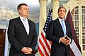 Secretary Kerry and Latvian Foreign Minister Rinkevics Address Reporters.jpg