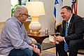 Secretary Pompeo Speaks With Zev Chafets (48918203562).jpg