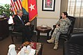 Secretary of the Army John McHugh visits Human Resources Command.jpg