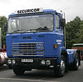 Securicor Parcels 1978 Seddon Atkinson tractor unit, Leyland Commercial Vehicle Museum.jpg