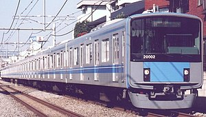 Seibu Railway - Seibu 20000 series commuter EMU