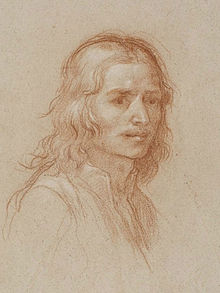 Self-portrait by Baldassare Franceschini, called Il Volterrano.jpg
