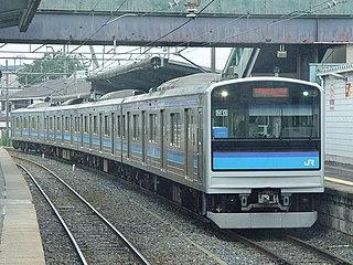 Senseki Line Railway line in Miyagi prefecture, Japan