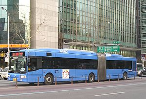 Seoul Buses - Iveco CityClass (18m) for B470