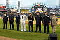 Service-members and first responders are honored at Chicago White Sox 9-11 game 130911-A-KL464-007.jpg