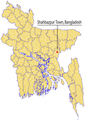 Shahbazpur Town, Bangladesh Map.png