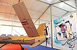 Shahed 129 tail.jpg
