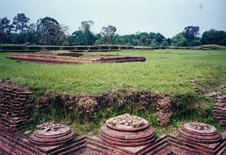 Bengali Buddhists - The Mainamati Buddhist ruins in southeastern Bangladesh