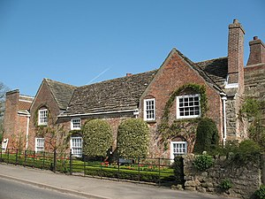 Shandy Hall - Shandy Hall from the main road