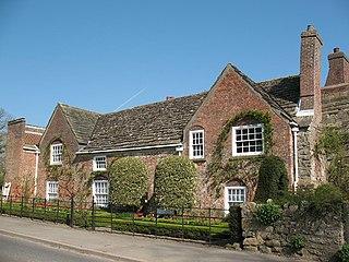 Shandy Hall Grade I listed historic house museum in Hambleton, United Kingdom