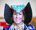 Shanti Tilling in Ladakhi headgear (2014).jpg