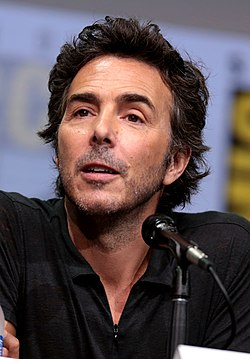 Shawn Levy San Diegon Comic-Conissa 2017.