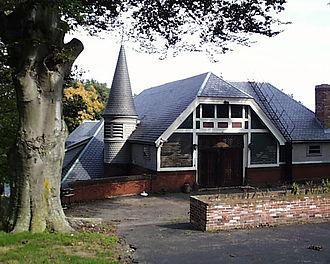 Hoyt-Shedd Estate - Carriage House