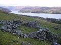 Sheepfold Under Long Crag - geograph.org.uk - 662716.jpg