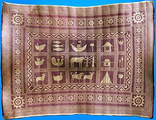 Shital Pati A kind of mat which feels cold