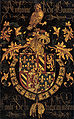 Shield of Antoine of Burgundy as knight of the Order of the Golden Fleece.jpg