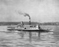 Sidewheel steamship Wilson G. Hunt.png