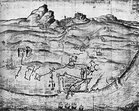 Leith Scotland Map.Siege Of Leith Wikipedia