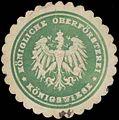 Siegelmarke K. Oberförsterei Königswiese W0354839.jpg