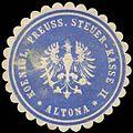 Siegelmarke Koenigl. Preuss. Steuer-Kasse II. W0307685.jpg