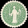 Siegelmarke Siegel der Gemeinde Worringen W0226999.jpg