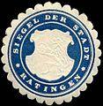 Siegelmarke Siegel der Stadt Ratingen W0310312.jpg