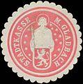 Siegelmarke Stadtkasse München-Gladbach W0392247.jpg