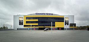 SiemensArenaFacade
