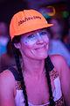 Sierra Casady from Cocorosie in the audience at Donaufestival, Krems, Austria (9450543057).jpg