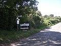 Sign that you've arrived at Kinver - geograph.org.uk - 892016.jpg