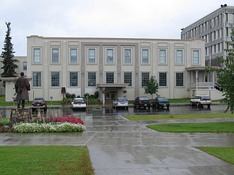 University of Alaska Fairbanks - Signers' Hall