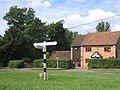 Signpost, Navestock Side, Brentwood, Essex - geograph.org.uk - 25972.jpg