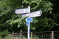 Signpost near Renwick - geograph.org.uk - 257764.jpg