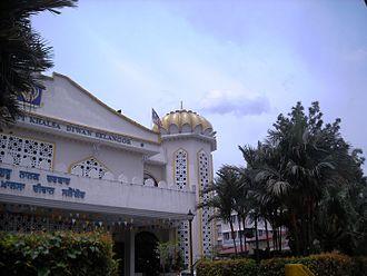 Kampung Baru, Kuala Lumpur - Sikh Temple, Kampung Baru