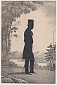 Silhouette of Edward Worth of Saco, Maine Met DP887325.jpg