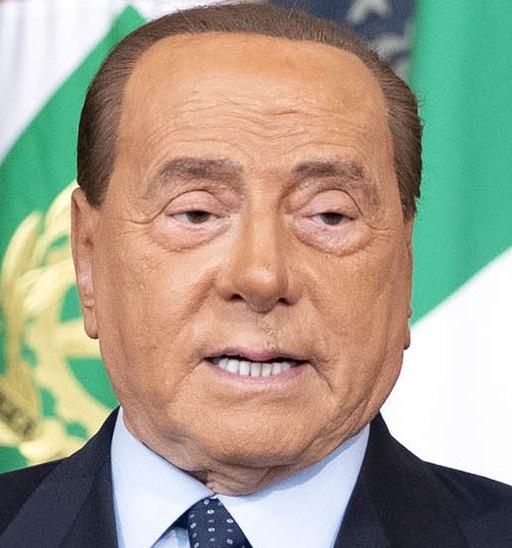 Silvio Berlusconi 2019 (headshot)