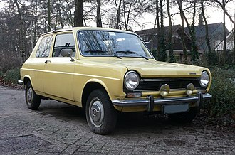 Simca 1100 - 1974 Simca 1100 LS 3 door