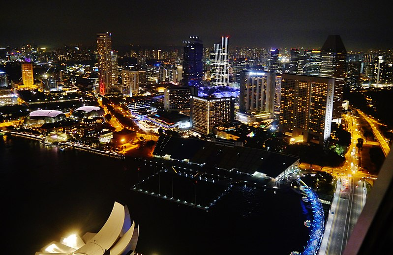 File:Singapore Marina Bay viewed from Marina Bay Sands bei Nacht 07.jpg