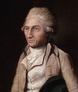 Sir George Staunton, 1st Baronet British botanist