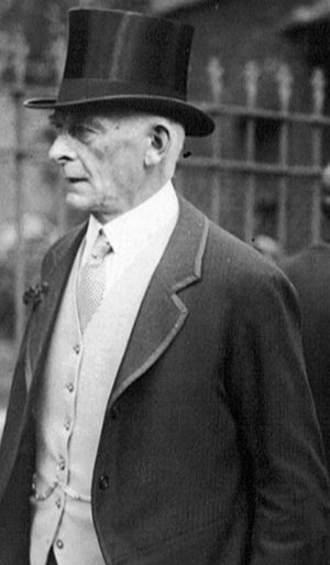 James Houssemayne Du Boulay - Photo of Sir James Houssemayne Du Boulay KCIE CSI