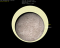 Sirius-jurgenstock eclipse apperance February 2019.png