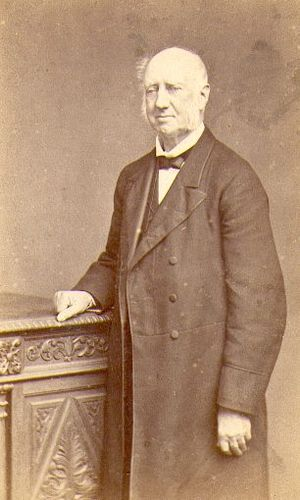High Sheriff of Down -  Sir Thomas McClure, 1st Baronet H.S.1864