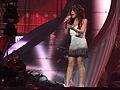 Sirusho Harutyunyan at Eurovision 2008 13.jpg