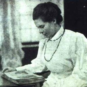 Ramkrishna Sarada Mission Sister Nivedita Girls' School - Sister Nivedita, founder of the school