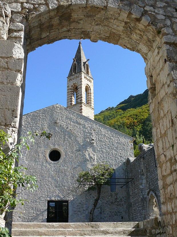 Monument historique à Sisteron