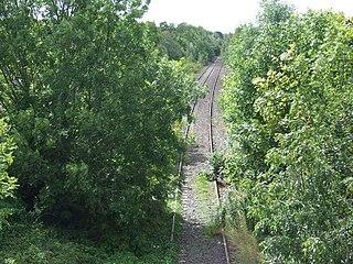 Leamside railway station Disused railway station in Leamside, County Durham