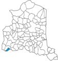 Situació de Teulís en el Rosselló.png
